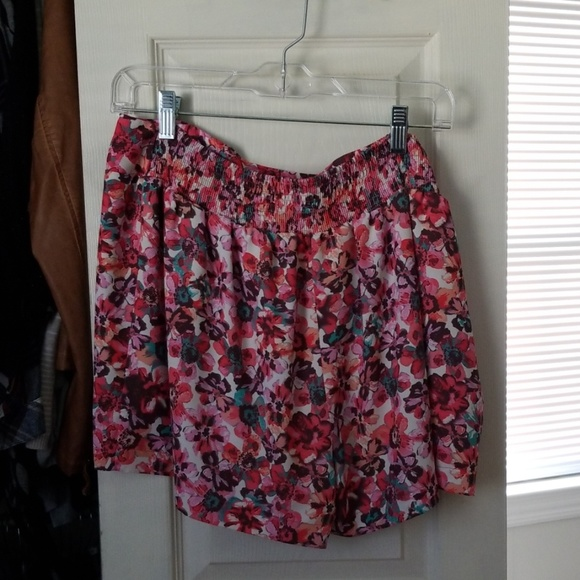 Pixley XL floral shorts
